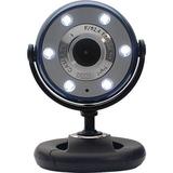 Gear Head WC1100BLU Webcam - 1.3 Megapixel - Blue, Black - USB 2.0