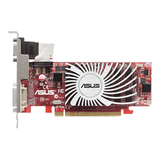 Asus EAH5450 SILENT/DI/1GD3(LP) Radeon 5450 Graphic Card - 650 MHz Core - 1 GB DDR3 SDRAM - PCI Express 2.1 EAH5450 SILENT/DI/1GD3(LP