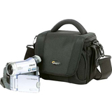 Lowepro Edit 120 Carrying Case for Camcorder - Black
