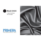 Primera 53425 Ink Cartridge - Black