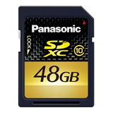 Panasonic RP-SDW48GE1K Secure Digital Extended Capacity (SDXC)