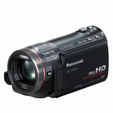 "Panasonic HDC-TM700 Digital Camcorder - 3"" LCD - Touchscreen - CMOS - Black"