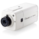 FCS-1121 - LevelOne Megapixel FCS-1121 10/100 Mbps PoE W/2-way Audio SD/SDHC Card Slot Day/Night IP Network Camera