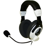 Turtle Beach Ear Force X11 Headset - Stereo - White, Black - Mini-phone, USB