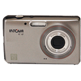 Intova IC12 12 Megapixel Compact Camera - 6.30 mm-18.90 mm