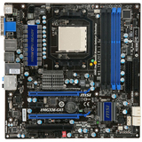 MSI 890GXM-G65 Desktop Motherboard - AMD Chipset