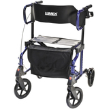 Lumex HybridLX LX1000B Wheel Chair