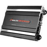 Bass Inferno Car Amplifier - 1 kW RMS - 2 kW PMPO - 1 Channel - Class AB