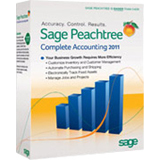 Sage Peachtree 2011 Complete Accounting