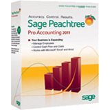 Sage Peachtree 2011 Pro Accounting