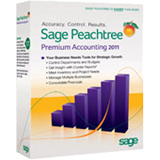 Sage Peachtree Premium Accounting 2011 for Nonprofits