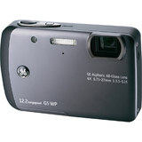 General Imaging G5WP 12.2 Megapixel Compact Camera - 6.75 mm-27 mm - Graphite Gray