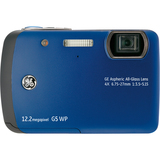 General Imaging G5WP 12.2 Megapixel Compact Camera - 6.75 mm-27 mm - Ocean Blue