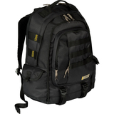 Targus TSB175US Notebook Case - Backpack - Nylon - Black, Yellow