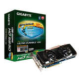 GIGA-BYTE Radeon GV-R583UD-1GD Radeon HD 5830 Graphics Card - PCI Express 2.1 x16 - 1 GB GDDR5 SDRAM