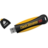 Corsair Flash Voyager GTR CMFVYA64GBGT2 Flash Drive - 64 GB