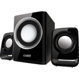 Coby CSMP67 2.1 Speaker System