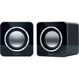 iLuv 2.0 Speaker System - Black