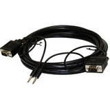 Steren 253-212BK Audio Cable Adapter