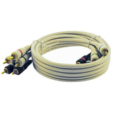 Steren BL-216-512IV Component Video Cable