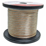 Steren BL-266-518CL Audio Cable - 100 ft - Clear