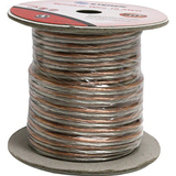 Steren BL-266-718CL Audio Cable - 50 ft - Clear