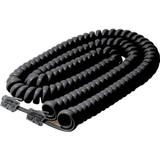 Steren BL-322-025BK Phone Audio Cable - 25 ft - Black