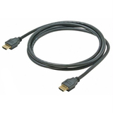 Steren BL-526-306BK HDMI A/V Cable - 72' - Black