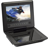 Audiovox D7104 Portable DVD Player