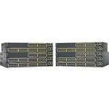 Cisco Catalyst 2960S-48LPS-L Ethernet Switch - 48 Port - 5 Slot