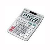 Casio MS-80ECO-S-IH Simple Calculator