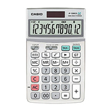 Casio JF-120ECO-S-IH Simple Calculator