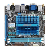 ASUS AT3IONT-I DELUXE Desktop Motherboard - nVIDIA Chipset