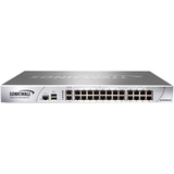 SonicWALL 2400MX VPN Appliance - 26 Port - VPN Throughput: 300 Mbps