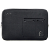 iLuv iBG2020 Notebook Case - Sleeve - Neoprene - Gray