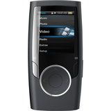 Coby MP601 4 GB Black Flash Portable Media Player MP601-4G