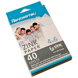 Pandigital PANPAPER40 Photo Paper - 4' x 6' - Glossy - 40 x Sheet