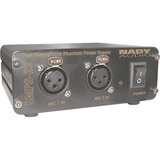 Nady 2-Channel 48V Phantom Power Supply