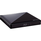 Buffalo MediaStation BR-PX68U2/BK Blu-ray Writer - External