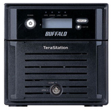 Buffalo TeraStation Duo TS-WX4.0TL/R1 Hard Drive Array - 2 x HDD Installed - 4 TB Installed HDD Capacity TS-WX4.0TL/R1