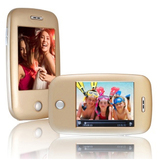 XOVision EM608VID 8 GB Gold Flash Portable Media Player