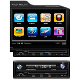 Power Acoustik PTID-8310NRB Car DVD Player