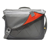 Case Logic ULM-116GRAY Notebook Case - Messenger - Gray