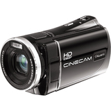 Aluratek Cinecam AHDVC03F Digital Camcorder - 3 LCD - Touchscreen - CMOS
