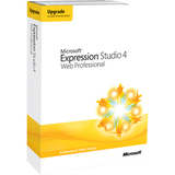 Microsoft Expression Studio v.4.0 Web Professional - Upgrade Package - 1 Workstation NHF-00001