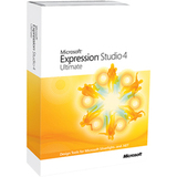Microsoft Expression Studio v.4.0 Ultimate - Complete Product - 1 Workstation NKF-00002