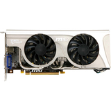 Micro-Star International Co., Ltd R5830 TWIN FROZR II R5830 TWIN FROZR II Radeon HD 5830 Graphics Card