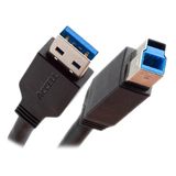 Accell Premium A111B-006B USB Data Transfer Cable - 72'