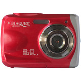 VQ8900BLUE - VistaQuest VQ8900 8 Megapixel Compact Camera - Blue