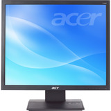 Acer V193DJB 19IN LCD Monitor 1280X1024 5ms 50000:1DC VGA Black